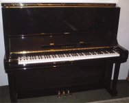 Yamaha U3 - Piano of the Month